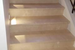 Escaliers grès et pierre